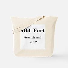 Unique Old fart Tote Bag