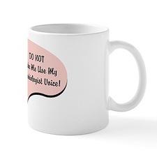Microbiologist Voice Small Mug