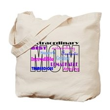 Extraordinary Mom Tote Bag