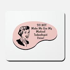 Medical Technologist Voice Mousepad