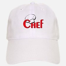 Chef Baseball Baseball Cap