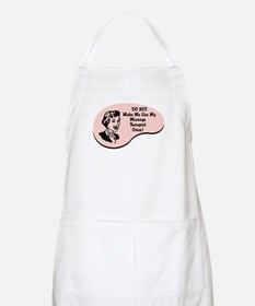Massage Therapist Voice BBQ Apron