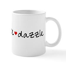 Peace Love Dazzle Mug