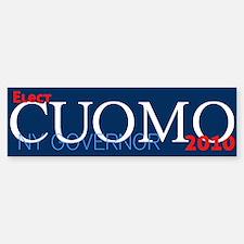 Cuomo for Governor Bumper Bumper Bumper Sticker
