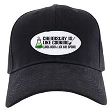 Chemistry Cooking Baseball Hat
