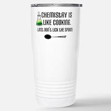 Chemistry Cooking Travel Mug