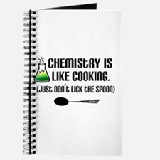 Chemistry Cooking Journal