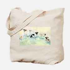The Jack Russells Tote Bag