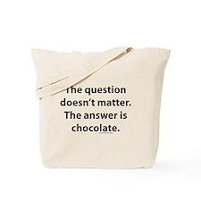 Cute Chocolat Tote Bag