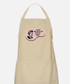 Industrial Engineer Voice BBQ Apron
