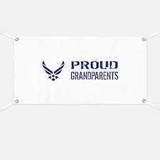USAF: Proud Grandparents Banner