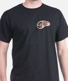 Health and Safety Officer Voice T-Shirt