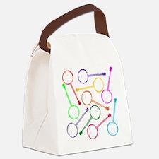 Unique Chords Canvas Lunch Bag