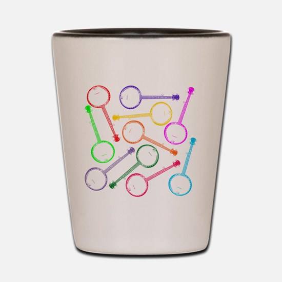 Unique Chords Shot Glass