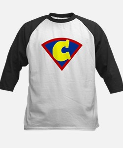 Super C Kids Baseball Jersey