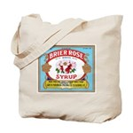 Vintage Syrup Label Tote Bag