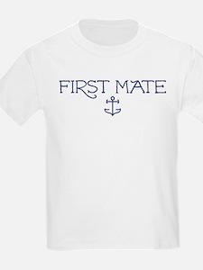 First Mate T-Shirt