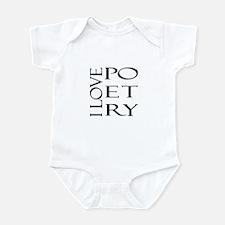 Poetry Infant Bodysuit