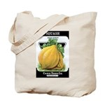 Vintage Seed/Produce Labels Tote Bag