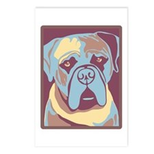 Mastiff - Postcards (Package of 8)