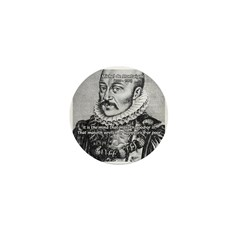 Power of Mind: Montaigne Mini Button (100 pack)