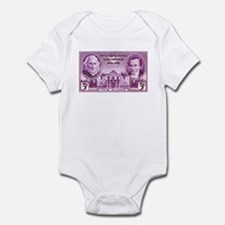 Postage Infant Bodysuit