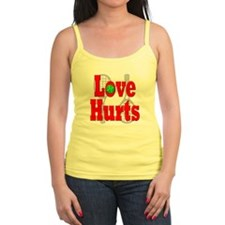 Tennis - Love Hurts Jr.Spaghetti Strap