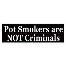 Smokers are NOT criminals!