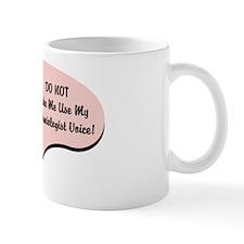 Epidemiologist Voice Small Mug