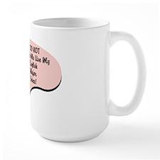 English Major Voice Mug