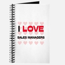 I LOVE SALES MANAGERS Journal