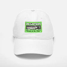 """DeLorean-Ahead of its Time"" Baseball Baseball Cap"