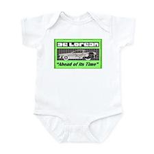 """DeLorean-Ahead of its Time"" Infant Bodysuit"