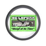 Delorean gifts Wall Clocks