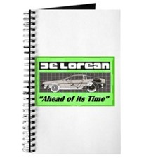 """DeLorean-Ahead of its Time"" Journal"