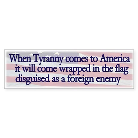 Tyranny in America