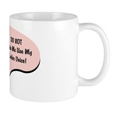 Curler Voice Mug