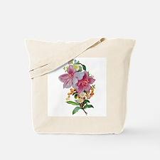 Vintage Bouquet Tote Bag