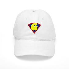 Unique Initial Baseball Cap
