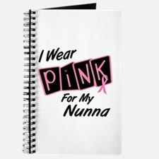 I Wear Pink For My Nunna 8 Journal