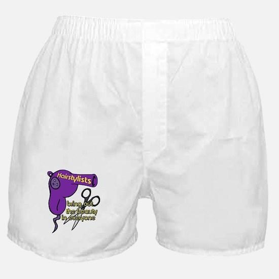 Hairstylist Boxer Shorts