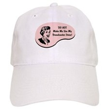 Broadcaster Voice Baseball Cap