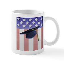 Patriotic Grad Mug