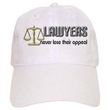 Lawyers Appeal Baseball Cap