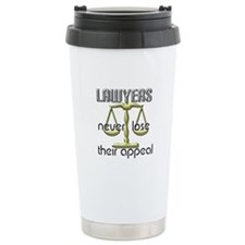 Lawyers Appeal Travel Mug