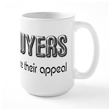 Lawyers Appeal Ceramic Mugs