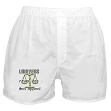 Lawyers Appeal Boxer Shorts