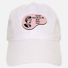 Banjo Player Voice Baseball Baseball Cap