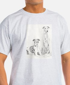 Greyhounds Ash Grey T-Shirt