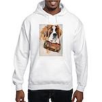 Saint Bernard Hooded Sweatshirt